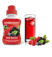Sodastream Rote Beeren Mix 375ml