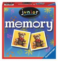 """Ravensburger Kinderspiele """"Junior memory®"""" 4 - 99 Jahre Spiele von Ravenburger"""