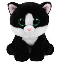 TY Ava Spieltiere Plüsch Schwarz - Weiß