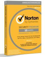 Norton Security 3.0 Premium 25GB 10User