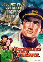 Sturmfahrt nach Alaska (The World in His Arms) (DVD)