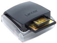 LE PROFESSIONAL USB 3.0 DUAL SLOT READER