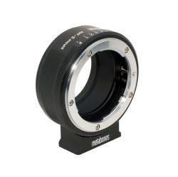 Metabones Adapter Nikon G Objektiv an Sony E Mount Kamera