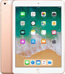 "Apple iPad 128GB 3G 4G Gold Tablet iPad, Wi-Fi + Cellular, Apple SIM, 9.7"", 2048 x 1536, A10 + M10, 128GB, 802.11a/b/g/n/ac(2.4GHz & 5GHz), LTE 128 GB Gold - 9,7"" Tablet - 24,6cm-Display"
