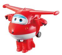 Super Wings JETT Transform Spielzeugfigur Mini