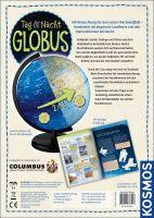 Kosmos, Tag & Nacht Globus 673017, 36,4x26x0 cm, 673017
