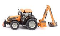SIKU FARMER Traktor mit Kuhn Böschungsmähwerk, Modellfahrzeug (3659)