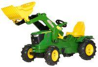 Rolly Toys TRAKTOR JOHN DEERE 6210R LUFTBEREIF.