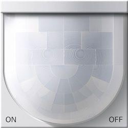 Gira Automatikschalter Komfort 2,20 m für System 55 reinweiß matt