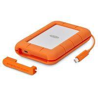 LaCie Rugged Thunderbolt USB-C mit Thunderbolt Kabel, 5TB