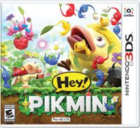 Nintendo 3DS Hey! PIKMIN