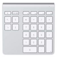 BELKIN YourType Bluetooth Wireless Keypad (F8T067CW)