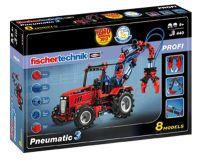 Fischer Technik Fischertechnik Profi Pneumatic 3, 440 Bauteile,3 Mod. ab 9J. (516185)