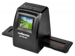 RE X9-SCAN FILMSCANNER - LCD, Akku  und TV-Ausgang