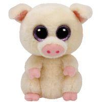 TY Piggley Spielzeug-Schwein Weiß