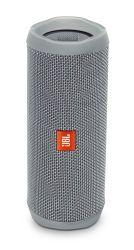 JBL Flip 4, Bluetooth-Lautsprecher, grau
