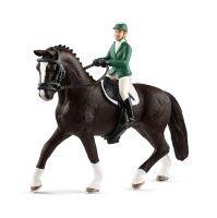 Schleich HC Springreiterin mit Pferd (43252909)