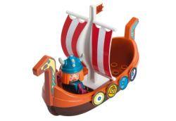 Waterplay Wickie Drachenboot, Wasserspielzeug