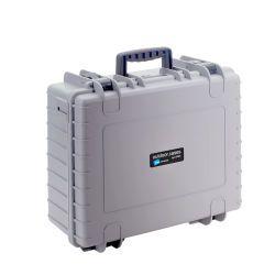B&W Outdoor.cases Type 6000 grijs / GoPro Karma inlay (405020098)