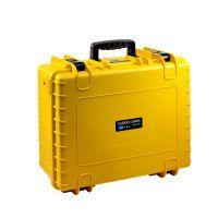 B&W Copter Case Type 6000/Y gelb mit GoPro Karma Inlay