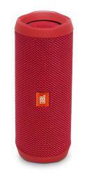 JBL Flip 4 Bluetooth Speaker red retail (JBLFLIP4RED)