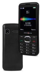 Swisstone SC 580 schwarz Dual-Sim Mobiltelefon