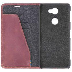 Krusell Sunne 2 Card FolioWallet für Xperia L2, Vintage Red