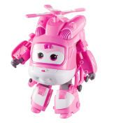 Super Wings DIZZY Transform Spielzeugfigur Medium