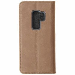 Krusell Sunne 2 Card FolioWallet für Galaxy S9+,Vintage Cognac