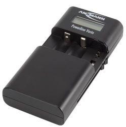 Ansmann Powerline Vario Universal Ladegerät    1001-0020