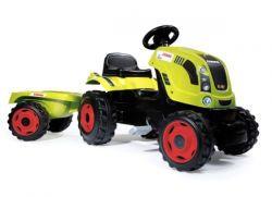 SMOBY Traktor Farmer XL Claas Arion 400