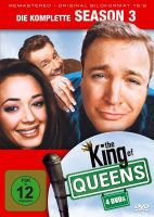 The King of Queens Staffel 3 (16:9) (4 DVDs)