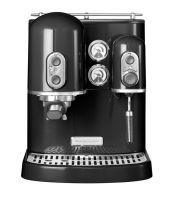 KitchenAid Espressomaschine ARTISAN onyx schwarz (5KES2102EOB)