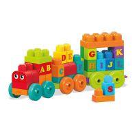 MegaBloks ABC Lernzug, Konstruktionsspielzeug
