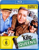 The King of Queens in HD - Staffel 1 (2 Blu-rays)