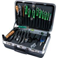 Haupa 220176 Werkzeugset 25tlg Koffer