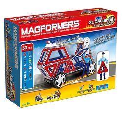 Magformers XL Cruisers Emergency Set