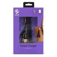 Thumbs up 2 in 1 USB Ladekabel Tassel Lightning +