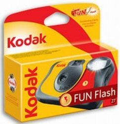 Kodak FUN Flash Einwegkamera