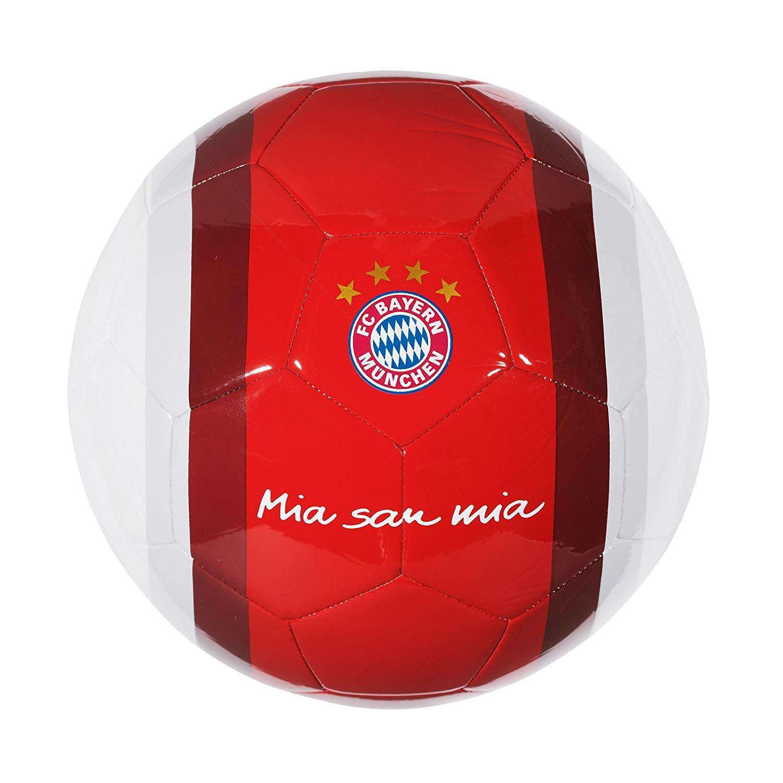 FC Bayern München Ball Mia san mia Größe 5