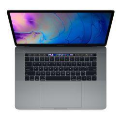 "MacBook Pro mit Touch Bar 2.2GHz 6-Core i7, 16GB, 256GB SSD, 15"", space grau"