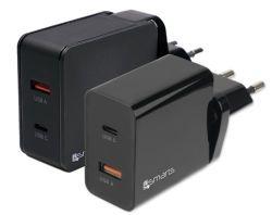 Reise-Set VoltPlug QC/PD 18W schwarz