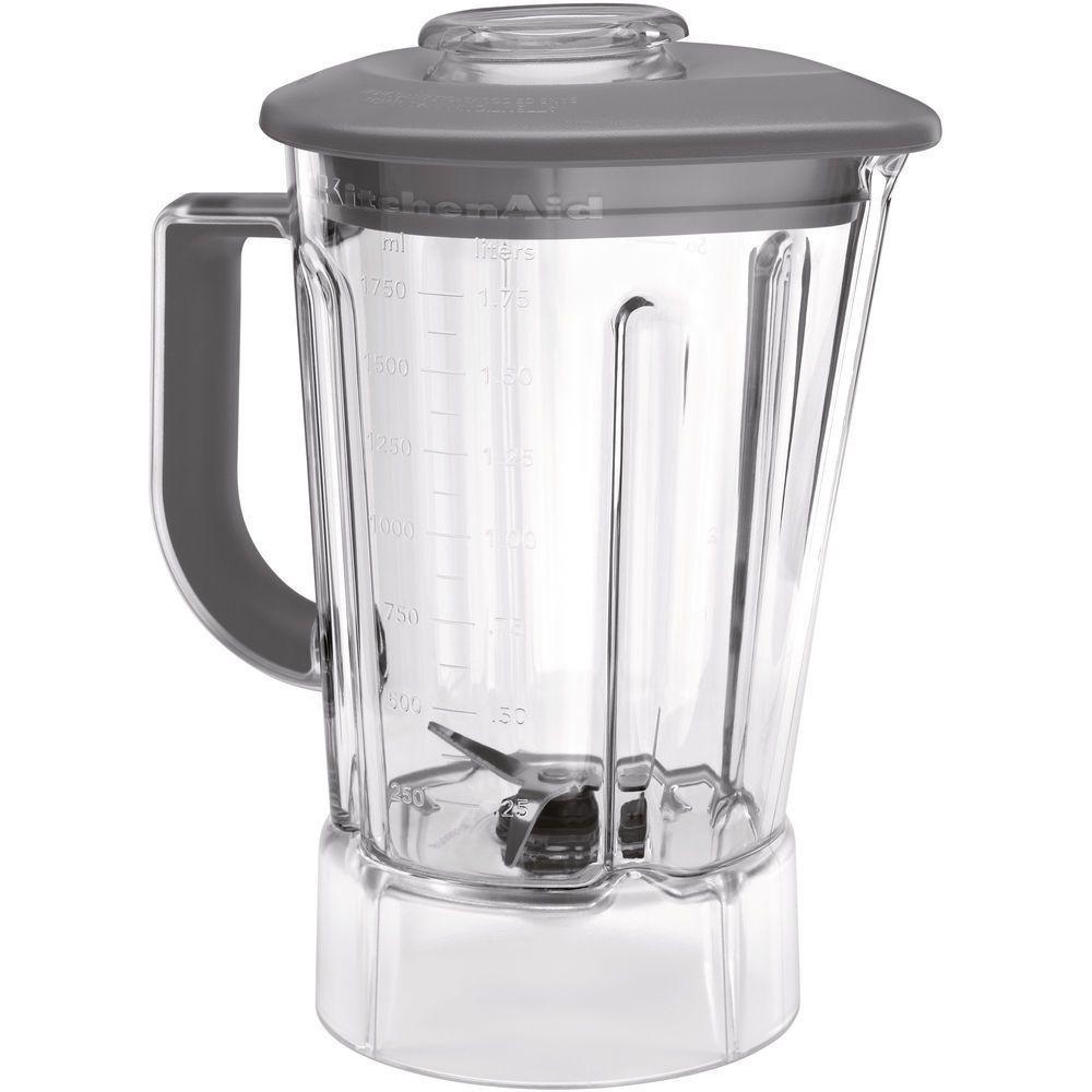 KitchenAid Zubehör für Standmixer ARTISAN Polycarbonat-Behälter (1,75 L) (5KPP56EL0)