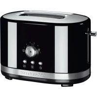 KitchenAid 5KMT2116EOB Toaster onyx schwarz