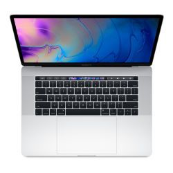 """MacBook Pro mit Touch Bar 2.6GHz 6-Core i7, 16GB, 512GB SSD, 15"""", silber"""