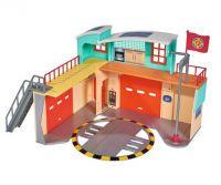 Feuerwehrmann Sam Neue Feuerwehrstation mit Figur