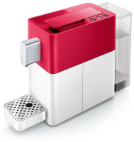Cremesso KAPSELMASCHINE (EASY       RED/WHITE)