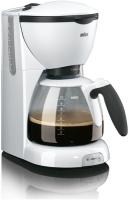 Braun KAFFEEMASCHINE 10TASSEN     WS (KF 520/1  CAFE HOUSE)