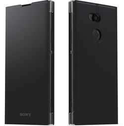 Sony XA2 Ultra - Style Cover Stand SCSH20, Black