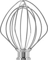 KitchenAid Zubehör für Küchenmaschine 4.3L &  4.8L Schneebesen, Edelstahl (5KSM5THWWSS)